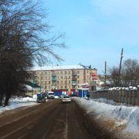 Фабричный проезд, Камешково