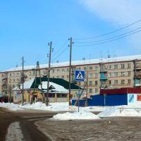 Перекрёсток, Камешково