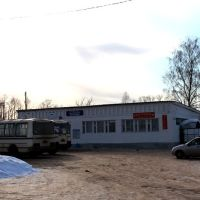 Автовокзал, Камешково