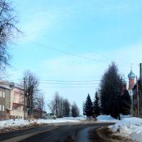 Поворот на мост, Камешково