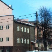 Розовое здание, Камешково