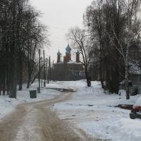 Старая улочка, Камешково