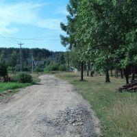 Поселковая дорога, Карабаново