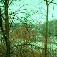 Весенний пейзаж, Карабаново