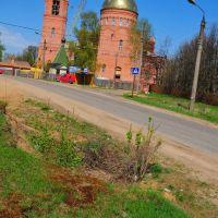 Строительство церкви Троицы Живоначальной в Карабанове, Карабаново