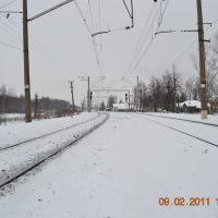 Железная дорога, Карабаново