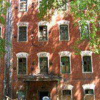 Общежитие текстильной мануфактуры 19-го века, Карабаново