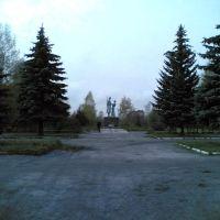 Памятник ВОВ, Карабаново