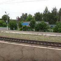 Станция Карабаново, Карабаново