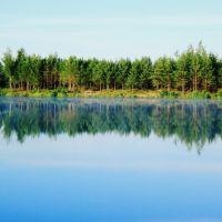 Озеро., Киржач
