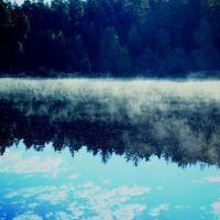 Утренний туман, Киржач