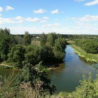 река киржач, Киржач