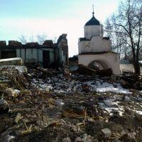Восстановление монастыря, Киржач