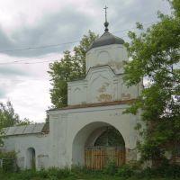 Overgate church - Надвратная церковь, Киржач