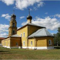 Никольская церковь., Киржач