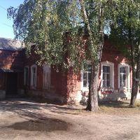 ул. Коммунальная, Детская спортивная школа, август 2012, Киржач