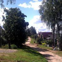 ул. Гагарина, г. Киржач, август 2012, Киржач