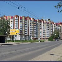 "Ул.Грибоедова. ""Дом напротив парка""., Ковров"