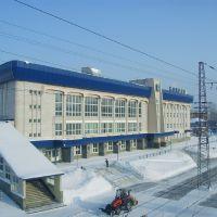 railstation, Ковров