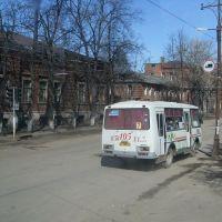 около ДК Ногина, Ковров