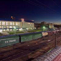 Вокзал (railway station), Ковров