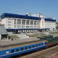 Ж/д вокзал Коврова, Ковров