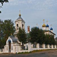 Храм в Коврове, Ковров