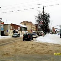 перекресток ул.Абельмана и Урицкого, Ковров