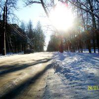Зимнее солнце, Ковров