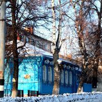 Дом-музей В.А.Дегтярёва, Ковров