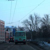 На мосту, Ковров