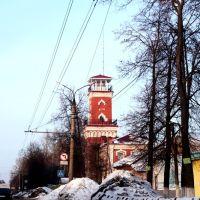 Пожарная часть, Ковров