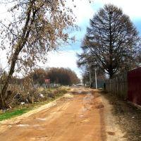 В сторону цивилизации, Ковров