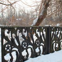Чугунная ограда, Ковров