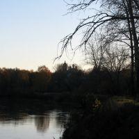 На повороте реки, Ковров