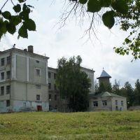 школа 50-х, Кольчугино