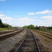 Станция Кольчугино, Кольчугино