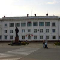 Площадь Ленина, Кольчугино