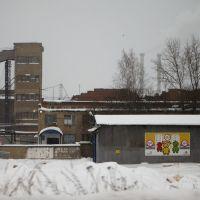 завод, Кольчугино