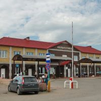 Кольчугино. Автовокзал, Кольчугино
