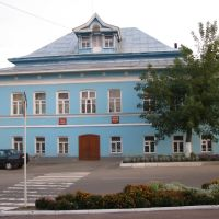 Комитет по культуре и музей (бывший РДК), Меленки