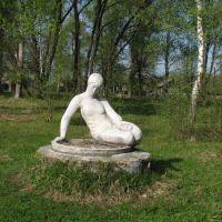 Статуя Работницы (Park Statue), Меленки