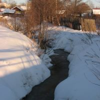 Речка Меленка (Melenka River), Меленки