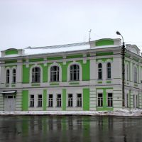 Финансовый Отдел Администрации Меленковского Района (The Finance Department Of The Municipality), Меленки
