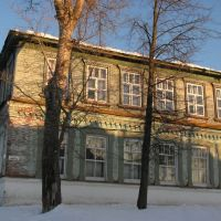 Спортивная Школа г.Меленки (Sports School In The Town Melenki), Меленки