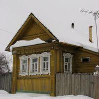 Дом в Меленках (House At The Melenki), Меленки