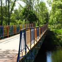 Фабричный Мост В Городе Меленки (Factory Bridge In The Melenki), Меленки