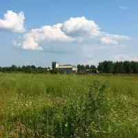 Летний пейзаж (Summer landscape), Меленки