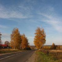 По Лужинской дороге (On the Luzhinskaya road), Меленки