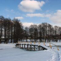 Зимний денёк (Winters day), Меленки